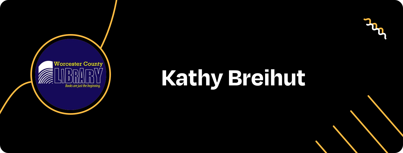 Img: Kathy Breihut at Worcester County Public Library