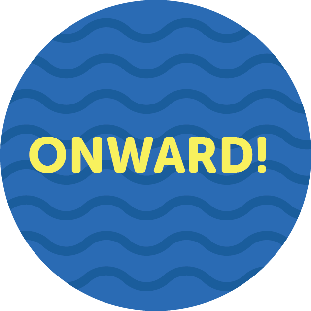 Onward Badge
