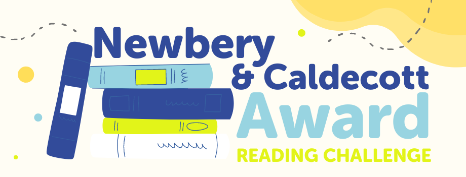 Newbery & Caldecott Award Winners Banner