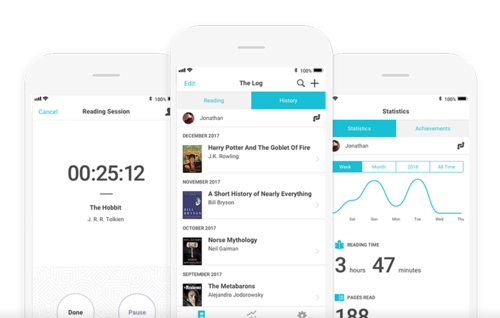 Fitbit for Reading: Beanstack Tracker App
