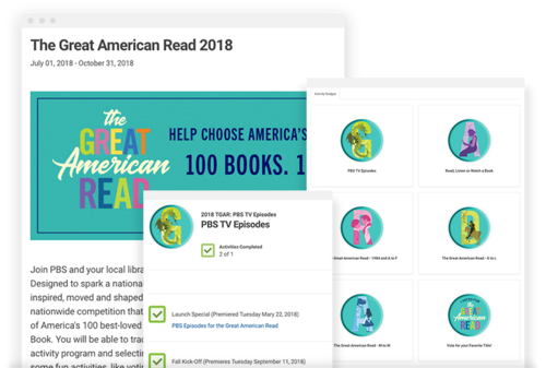 The Great American Read 2018
