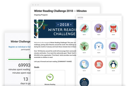 Annual Winter Reading Challenge