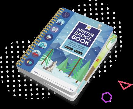 Zoobean Badge Book